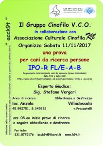 11.11.17 locandina